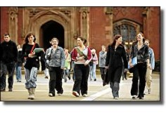 Queen's University Belfast, School of English