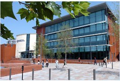 University of Wolverhampton, School of Health