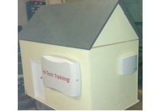 "The Hi-Tech Training Alarm Installation and Access Control Training ""House"""